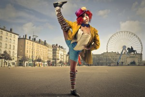 INTERPRETE – Accueillir son clown